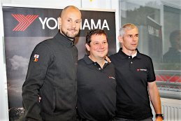 Tom Boonen, Oliver Hermans & Chris Van Woensel
