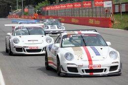 JJ Racing - Porsche 997 Cup