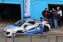Traxx Racing Team - Peugeot RCZ Cup