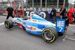 Phil Stratford - Benetton B197 Judd 4.0 V10