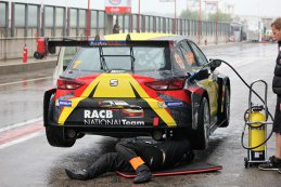 RACB National Team - Seat Leon TCR
