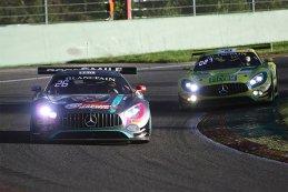 Good Smile Racing & Team UKYO vs. MANN-FILTER Team HTP Motorsport - Mercedes-AMG GT3