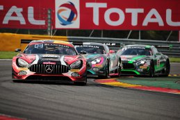 AKKA ASP, Good Smile Racing & Team UKYO &  Mercedes-AMG Team HTP Motorsport - Mercedes-AMG GT3