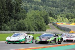 Kaspersky Motorsport vs. GRT Grasser Racing Team - Ferrari 488 GT3 vs. Lamborghini Huracan GT3