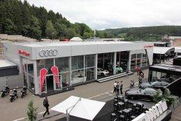 Audi Hospitality Center