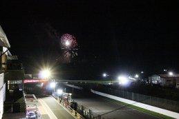 Vuurwerk 24 Hours of Spa 2017