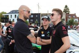 Tom Boonen, Dries Vanthoor en Sam Dejonghe