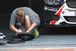 Remschijf Vannerum Motorsport