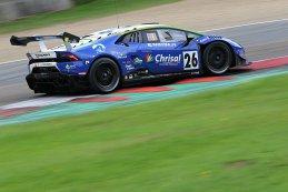 Chrisal Leipert Motorsport - Lamborghini Huracan Super Trofeo