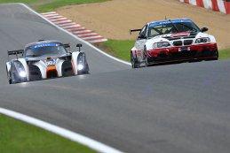 Domec Racing vs. Hofor Racing - Domec RXC vs. BMW M3
