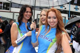 Kurina promo-girls