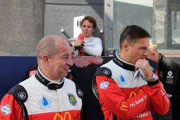 François Bouillon, Frédéric Vervisch en David Houthoofd