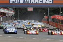 Start 2017 Belcar 24 Hours of Zolder