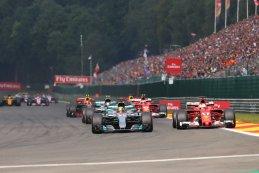 2017 F1 GP België