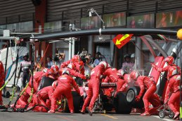 Pitstop Ferrari