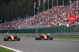 Stoffel Vandoorne en Fernando Alonso - McLaren
