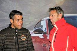 Marc Goossens (rechts)