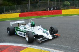 Christophe D'Ansembourg - Williams FW07C
