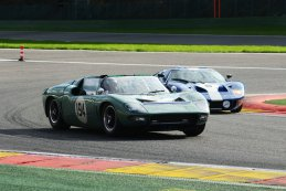 Macedo Silva/Macedo Silva/Jorge - Ford GT40 Roadster