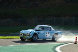 Wetherell/Campbell - Triumph TR4