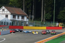 2017 Spa Six Hours Classics Historic Sports Car Club