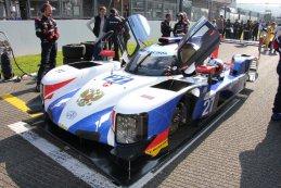 SMP Racing - Dallara P217 Gibson