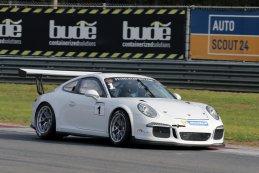 Porsche GT3 Cup Challenge Benelux Junior Trophy