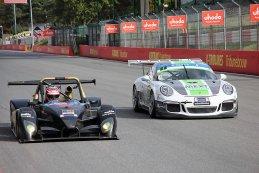 Belgium Driver Academy & MeXT Racing - Wolf GB08 & Porsche 991