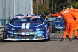 Winnaar Nascar Whelen Euro Series Zolder Elite 1 Race 2 Marc Goossens