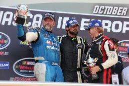 Podium Legends Cup 2017 NASCAR Whelen Euro Series