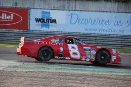 Dario Caso - Racers Motorsport Ford Mustang