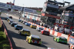 Startprocedure Nascar Whelen Euro Series Zolder Elite 1 Race 2