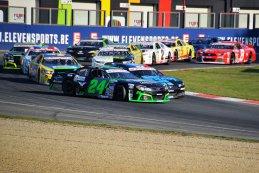 Start Nascar Whelen Euro Series Zolder Elite 2 Race 2
