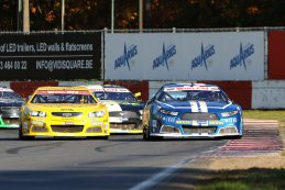 Startprocedure Zolder Nascar Whelen Euro Series Elite 1 Race 2