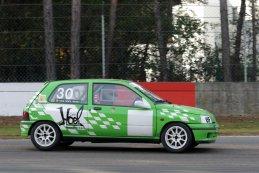 Mathias van Hool - Renault Clio Williams