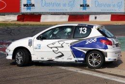 Bart Nolte - Peugeot 206