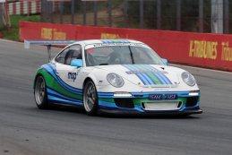 Leo Dhanpat - Porsche 991 GT3 Cup