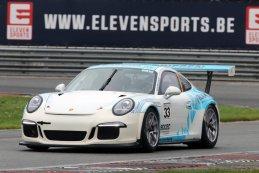 Bert Longin/Stienes Longin - Porsche 991 GT3 Cup