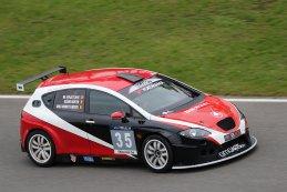 Gregory Vannetelbosch/Olivier Kirten/Maxime Pasture - Seat Supercopa Mk2