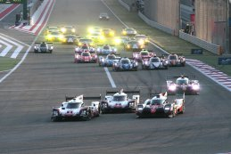 Start FIA WEC 6H Bahrein 2017
