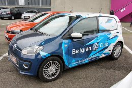 Belgian VW Club - VW Up