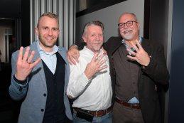 Bart Van Samang, Jef Van Samang en Peter Beckers