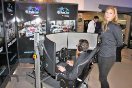 VW Fun Cup Simulator