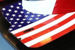 United Autosports - Ligier JS P3 dive plane