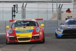 Slidesports - Porsche 991 GT3 Cup vs. SPS automotive performance - Mercedes-AMG GT3