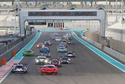 Start race 1 Gulf 12 Hours 2017