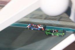 Graff Racing - Ligier JS P3 vs. Rinaldi Racing - Ferrari 488 GT3