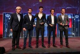 De RACB Awards 2017 in beeld gebracht