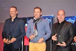 Jeffrey van Hooydonck, David Houthoofd & François Bouillon