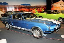 Shelby Mustang GT500 KR